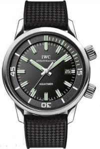 IWC Vintage Collection Aquatimer Automatic Mens Watch IW323101